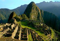 Maccu Piccu, Cusco Region of Peru, South America