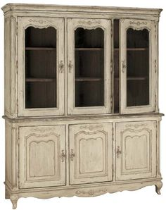 6 doors french cabinets