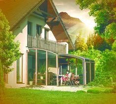 hotel restaurant cafe enclosure from alukov pool ideas