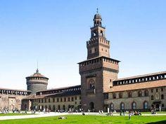 Watch: Castello Sforzesco - Milano, Italy http://www.miraedestino.com/video.cfm?id=24