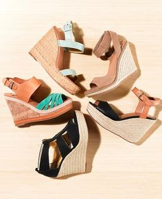 wedges by Michael Kors