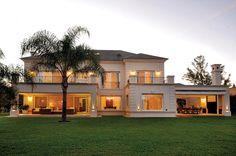Clariá & Clariá Arquitectos - Casa 10 - Portal de Arquitectos Home Design Floor Plans, Future House, Building A House, House Plans, House Design, Flooring, Mansions, House Styles, Home Decor