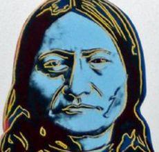 Andy Warhol, Sitting Bull