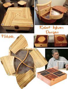 Robert Ingham boxes