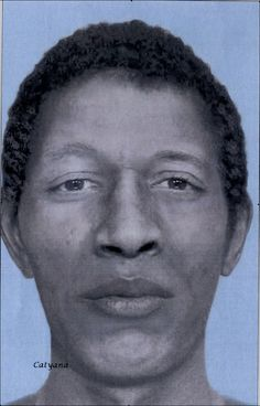 Last year, John Doe's information was uploaded to the National Missing and Unidentified Persons System. An offer from Ms. Skory to do the reconstruction, free of charge, followed.  John Doe's case file and skull were sent to Florida and, weeks later, a picture of what John Doe might look like was complete.