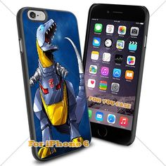 Transformers Grimlock Autobot Cartoon Iphone Case, For-You-Case Iphone 6 Silicone Case Cover NEW fashionable Unique Design