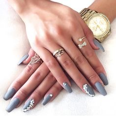 ❤The Nail Addict❤ - Instagram Profile - INK361