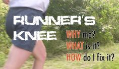 Runner's knee - causes and solutions