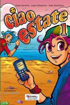 Ciao Estate è una coppia di volumi pensati come libri per le vacanze per studenti rispettivamente di prima e seconda media. Contiene esercizi di italiano, storia, geografia, matematica.