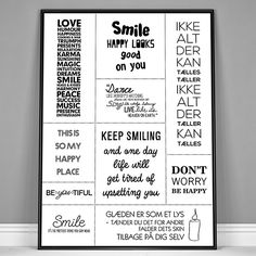 Bilderesultat for citat Peace And Harmony, Keep Smiling, Design Quotes, Happy Quotes, Intuition, Happy Life, Dreaming Of You, Bullet Journal, Success