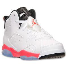 a3e6933464755a Boys  Preschool Air Jordan Retro 6 Basketball Shoes. Did you know Michael  Jordan holds