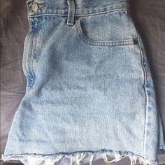 Levi's Shorts - Vintage Levi's