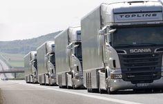Truck platooning testen in 2017 definitief - Logistiek