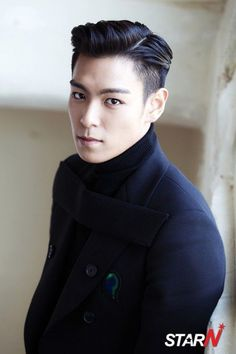 "TOP (Choi Seung Hyun) ♡ #BIGBANG - Interviews for ""The Commitment"""