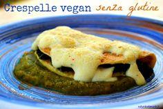 Crespelle vegan senza glutine