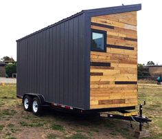 This tiny solar-powered home is for sale on eBay, starting at just $10K / The Green Life <3