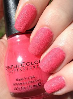 Sinful Colors: Sweet Tooth