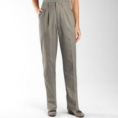 01686dffd45 Lee® Side-Elastic Twill Pants - Plus - jcpenney