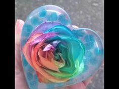 Rain bow rose in glass cast resin Glass Cast Resin, Rain Bow, It Cast, Bows, Make It Yourself, Arches, Bowties, Bow, Ribbon