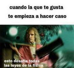 ★★★★★ Fotos de memes de risa: La que te gusta, haciéndote caso I➨ http://www.diverint.com/fotos-memes-risa-gusta-haciendote-caso/ →  #imágenesdememesenespañolparafacebook #memesdemucharisa #memesgraciosos #memesgraciososespañol