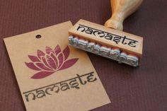 Stempel - Namaste