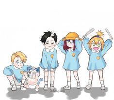 Bang Bang, Miya Mobile Legends, Chibi, Character Art, Character Design, Moba Legends, Anime Sisters, Eren And Mikasa, Mobile Legend Wallpaper