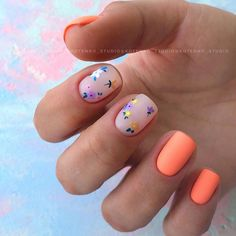 Beautiful Square Nails Design Ideas You'll Want To Copy Immediately – Page 6 – C. - Beautiful Square Nails Design Ideas You'll Want To Copy Immediately – Page 6 – C… Beautiful Square Nails Design Ideas You'll Want To Copy Immediately – Page 6 – Cocopipi Classy Nails, Simple Nails, Trendy Nails, Minimalist Nails, Square Nail Designs, Floral Nail Art, Instagram Nails, Manicure E Pedicure, Dream Nails