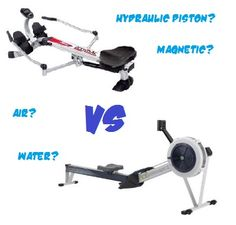 Shim Sham Fit: How To Buy A Rowing Machine Part 2: Types Of Rowin...