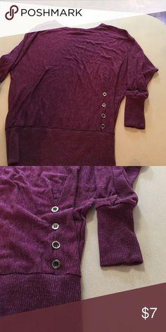 Pacsun 3/4th Sleeve Sweater Size Medium Super Cozy 3/4th Sleeve Sweater PacSun Sweaters Crew & Scoop Necks