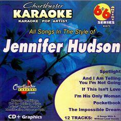Karaoke: Jennifer Hudson