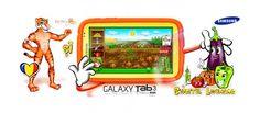 Samsung GALAXY Tab 3 Kids, disponibilă în România împreună cu aplicațiile educaționale EduTeca Lunch Box, Samsung, Bento Box