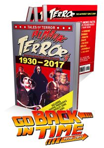 Not unlike sport publications, fantasy leagues and role playing games, the Almanac of Terror mixes and aggregates different statistics, facts, ratings and opinions. Most of the lists included in this book are sorted from best to worst according to their overall score. Some lists are sorted by pertinence. This almanac covers franchises and public domain horror movies only. The current selection ensures that each movie can be logically related and compared to another or grouped by similarity…