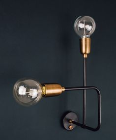 Armstrong | Double arm wall light | Olive & the Fox