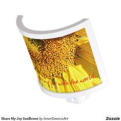 Share My Joy Sunflower Night Light
