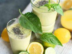 Özden'in Sağlıklı Smoothie Tarifleri:              Yeşil Smoothie