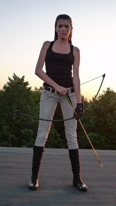 I want to learn archery this summer!