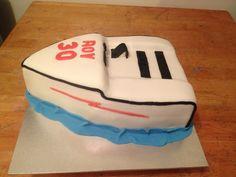Birthday boat.