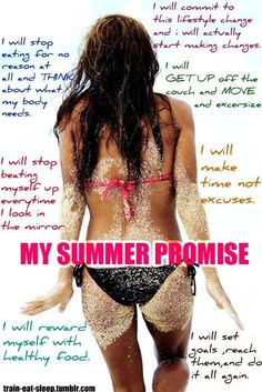"Some help in fulfilling your ""Summer Promise""...."