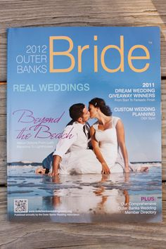 Got mine!  Now waiting on the 2013 edition!!    Destination wedding guide, for the Outer Banks bride.