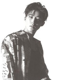 """러버블 on Twitter: """"… """" Kim Hanbin Ikon, Chanwoo Ikon, Ikon Kpop, Ikon Leader, Ikon Wallpaper, Sense Of Life, Photo Postcards, New Kids, Record Producer"""