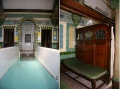 Regular Joe: Hot Enough For Ya? Dr Barter, Mr Urquhart & Leopold Bloom, In The Turkish Baths of Victorian Ireland