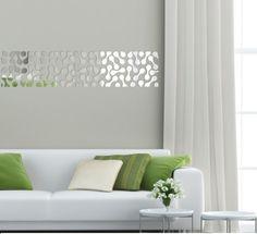 Ozdobné zrkadlá do interiéru Home Decor, Homemade Home Decor, Decoration Home, Interior Decorating