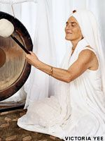 Kundalini Yoga - focus on breathe, non-traditional movements, Eastern philosophy - lots of spirituality!