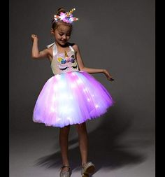 This is a link to Amazon and as an Amazon Associate I earn from qualifying purchases. SHINYOU Girls Unicorn Costume Dress Up Birthday Outfit LED Light Up Unicorn Tutu for Birthday Gift #babygirldresses #babyclothes Birthday Tutu, Halloween Birthday, New Things To Learn, Cool Things To Buy, 10 Week No Gym Workout, Light Up Unicorn, Girl Unicorn Costume, Website Header Design, Some Love Quotes