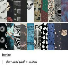 - ̗̀ saith my he A rt ̖́- Dishonor On Your Cow, Danisnotonfire And Amazingphil, Cat Whiskers, Phil Lester, Dan Howell, Get Tickets, Dan And Phil, Phan, A Good Man