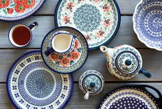 Global Inspiration: Handcrafted Stoneware from Polish Pottery
