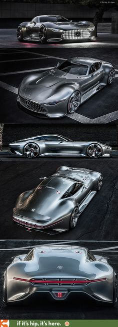 Dont come any better than the Mercedes-Benz AMG Vision Gran Turismo. Maserati, Bugatti, Lamborghini, Mercedes Benz Amg, Supercars, Carl Benz, Mercedez Benz, Pebble Beach Concours, Sweet Cars