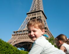 Paris with Kids #TravelSort