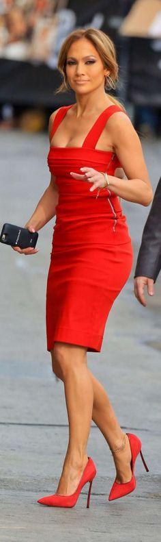 Jennifer Lopez_high heels