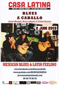 """CASA LATINA on MALECON !!!!!!! (la terrasse latino-caraïbe de Bordeaux) Un bar, un club de toutes les ambiances latino tropicales caraïbes avec SHOW LIVE.  CONCERTS le mercredi 21h00 SPAIN BREAK FRIENDS """" LUIS GARATE TRIO"""" Le jeudi 21h00 OPEN ZIK LIVE !!! Le vendredi 21H00 Brazil Time ou Latino Time  LE DIMANCHE A 21H00 ACCOUSTIC MUSIC !!!  CASA LATINA (bordeaux) Un bar, un club de toutes les ambiances latino tropicales caraïbes avec Taïnos Musïc & DJ, tous les week-ends !!!"""